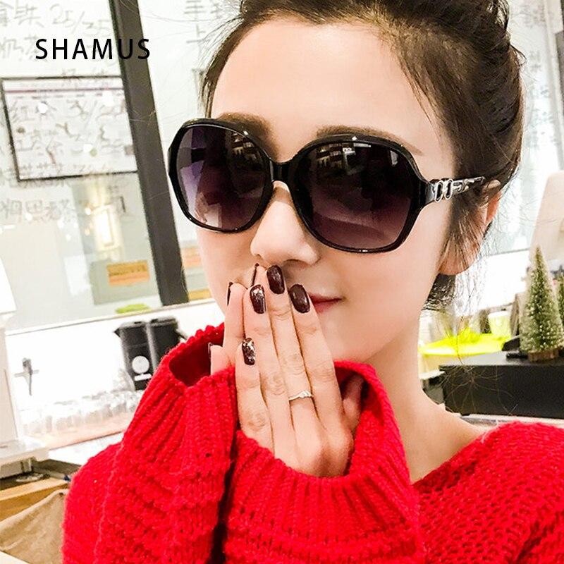 Ochelari de soare Shamus Brand cu geantă CR-39 UV400 Ochelari de - Accesorii pentru haine - Fotografie 1