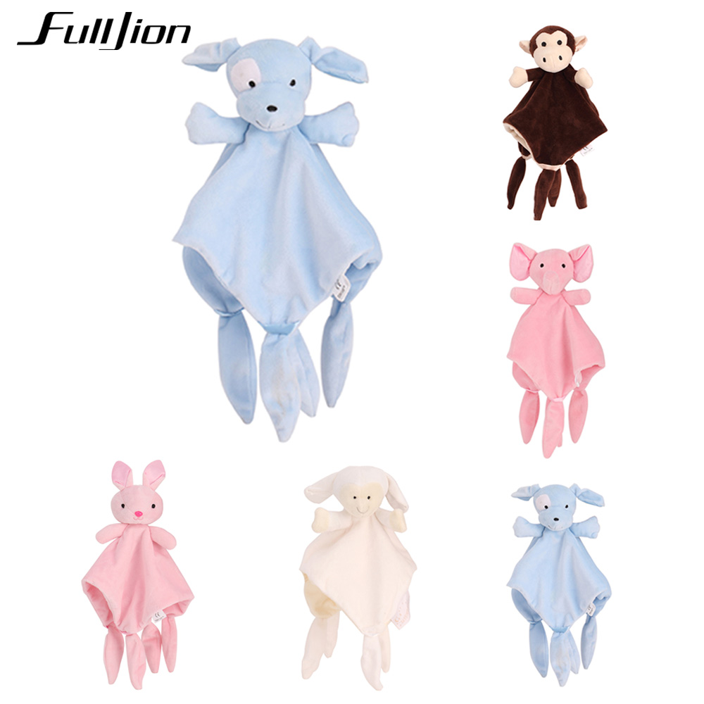Fulljion Baby Rattles Mobiles Toddler Toys Musical Toy Soft Towel Baby Rattles Educational Infants Stroller Bed Bell Bebe Soothe