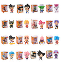 Funko pop Amina Dragon Ball Vinyl Action Figure Collectible Modelo Brinquedos presentes(China)