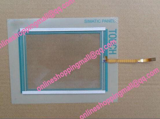 Novo Painel da Tela de Toque TP177B 6AV6642-0BA01-1AX1 + Película Protetora