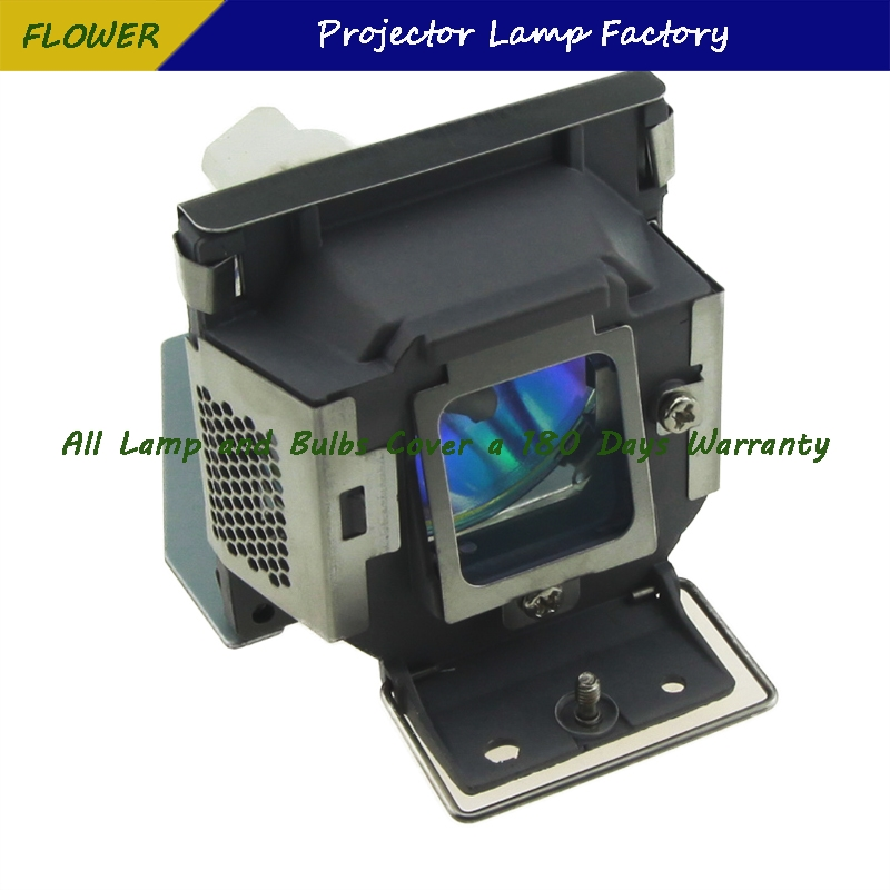 5J.J0A05.001   projector lamp   for Benq MP515 MX501 MP515ST MP526 MP575 MP576 with housing original projector lamp cs 5jj1b 1b1 for benq mp610 mp610 b5a