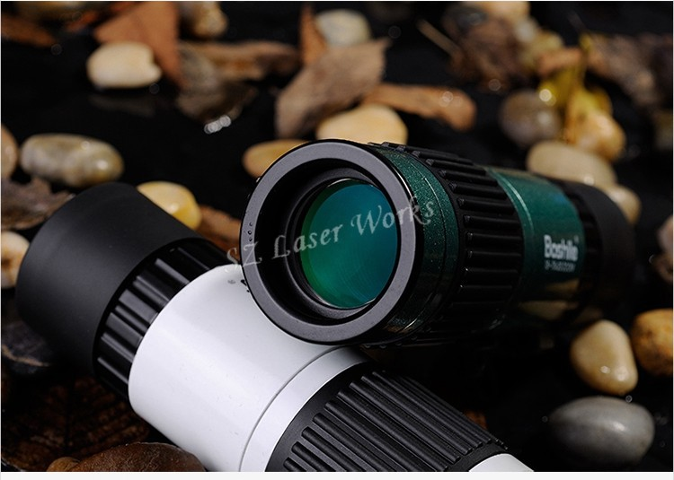Original Boshile travel binoculars 15-75x25 HD Flexible focus High Power Mini Monocular Zoom Telescope For Camping Free Shipping 23
