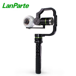 Lanparte Detachable Wire Control Handheld gimbal for Samsung VR360 Sport Camera