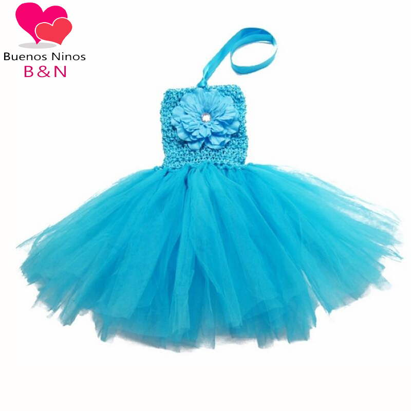 NewBorn baby tutu dress Baby Girls Sweet Wedding Party Tutu Dress boutique TUTU Free shipping