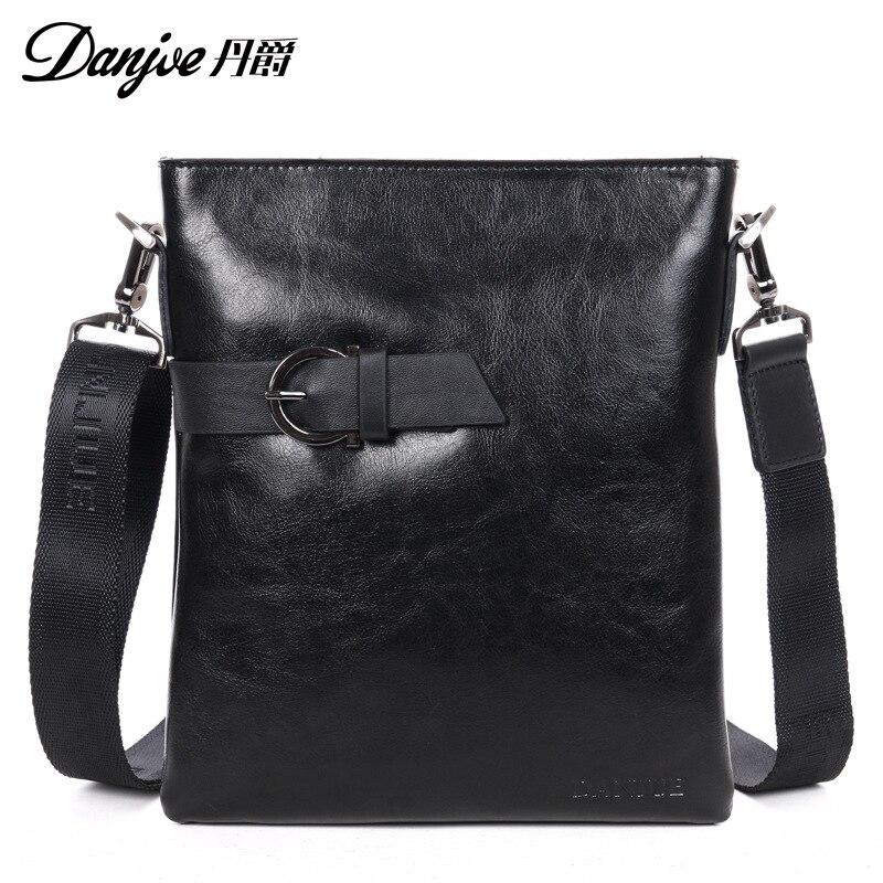 DANJUE Water-proof Oxford Men Messenger Bags Mens Leisure Bag Small Hight Quality Business Crossbody Bags