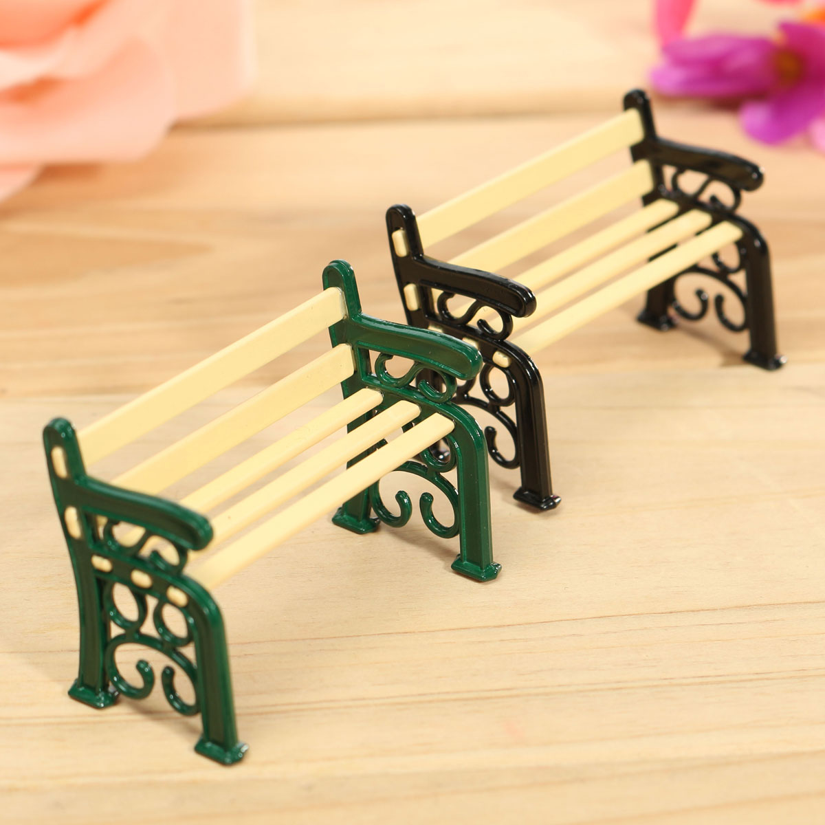Online get cheap mini stoelen alibaba group - Houten tuin decoratie ...