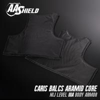 AA SHIELD Bullet Proof CIRAS BALCS Vest Core Body Armor Inserts Ballistic Soft Panel Lvl IIIA