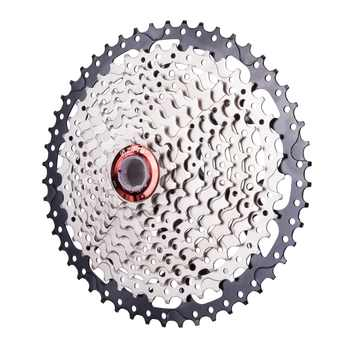 NEW 10 Speed 11-50T MTB Mountain Bike Bicycle Cassette 10s 20s 30s Freewheel For K7 / Parts XT SLX XO X0 X9 X7 Bicycle Parts - DISCOUNT ITEM  36% OFF Sports & Entertainment