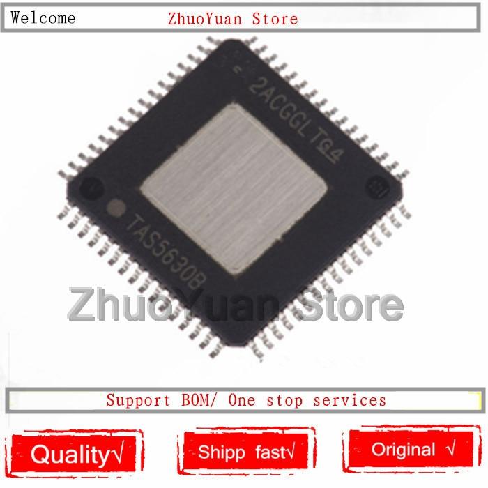1PCS/lot New Original TAS5630B Chip TAS5630BPHDR QFP64 TAS5630BPHD HTQFP64 TAS5630 IC Chip