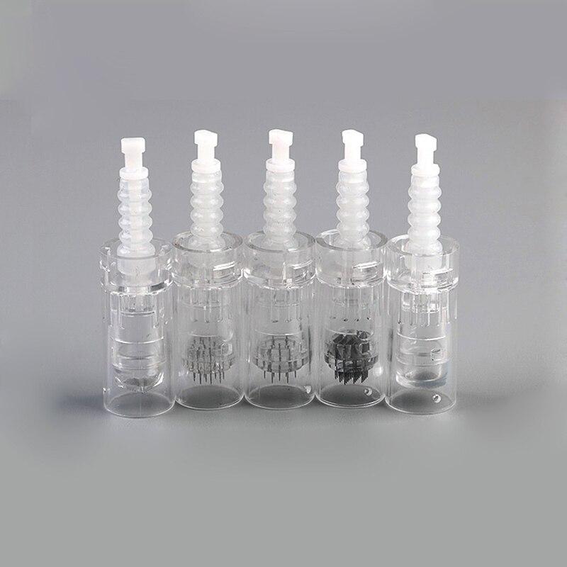 50pcs Electric Derma Pen Needles Cartridges 9/12//36/42/nano For Ultima MYM/M5/M7 Dr.pen Auto Microneedle(China)
