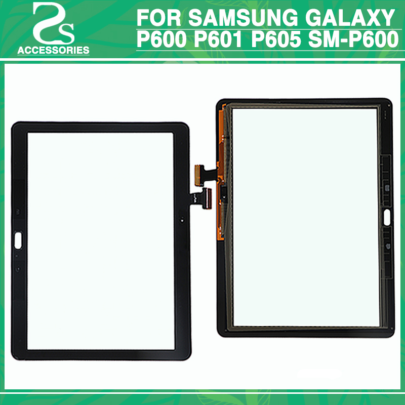 New P600 Touch Panel For Samsung Galaxy Note 10.1 2014 Edition P600 P601 P605 SM-P600 Touch Screen Digitizer Sensor Glass Lens стоимость