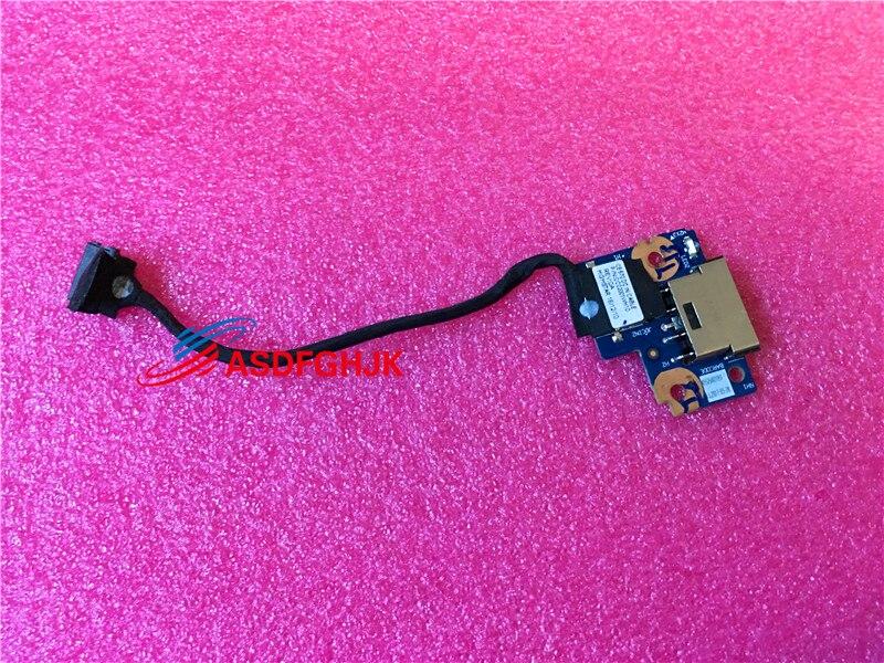 Genuino Connettore di Alimentazione DC Porta di Ricarica per Lenovo Thinkpad E570 BORDO CE570 NS-A832 100% TESED OKGenuino Connettore di Alimentazione DC Porta di Ricarica per Lenovo Thinkpad E570 BORDO CE570 NS-A832 100% TESED OK