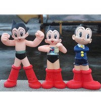 16Astro Boy Figure Toy Anime Cartoon Astroboy PVC Personality Action Figure Collectible Model Toy Doll Creative 38 41CM BOX T23