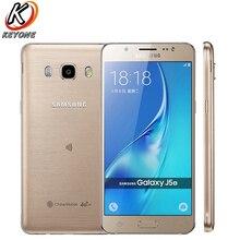 """Nouvelle D'origine Samsung 2016 GALAXY J5 J5108 Mobile Téléphone 5.2 """"2 GB RAM 16 GB ROM Snapdragon 410 QuadCore Android Double SIM Téléphone Portable"""