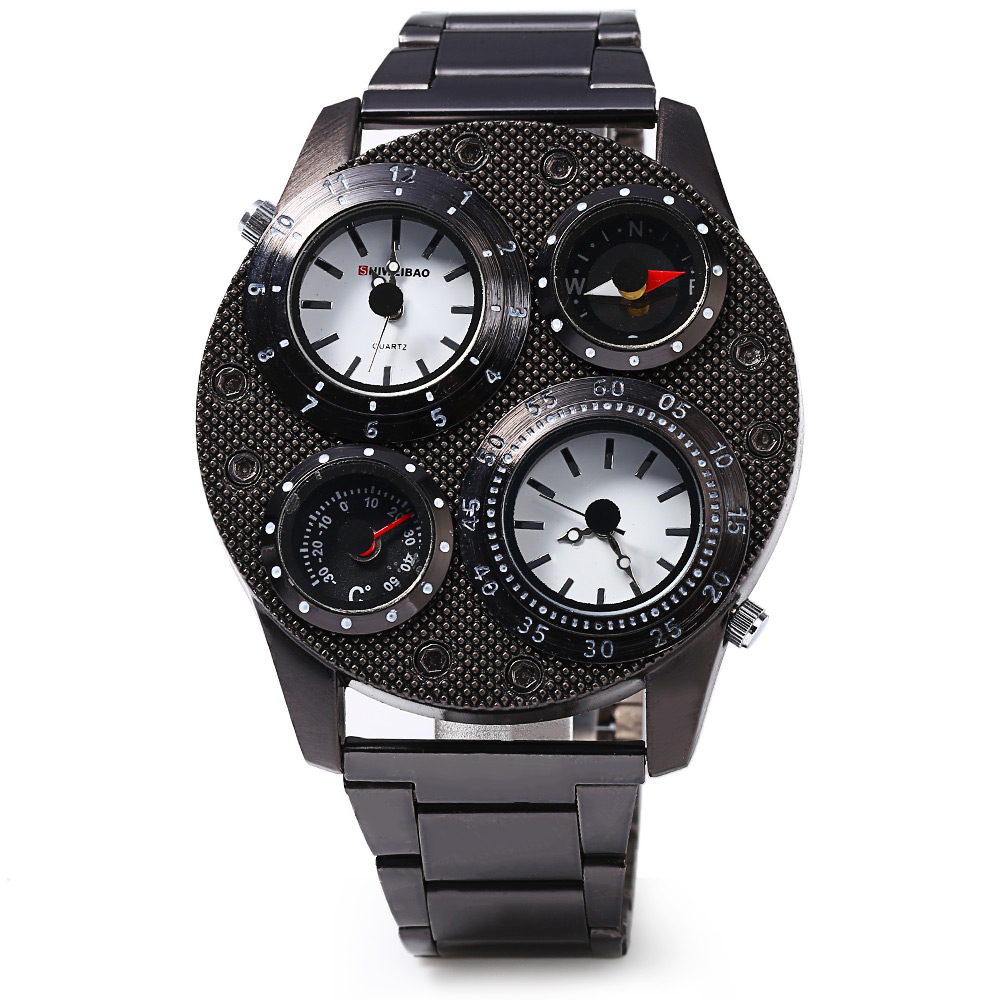 Special Retro Design Watch 4 Dials 1