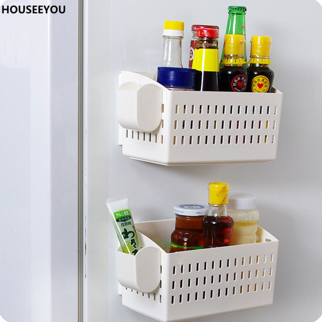 Washing Machine Magnet Detergent Storage Boxes Cleaning Supplies Rack  Shampoo Bottle Shelf Storage Boxes U0026 Bins