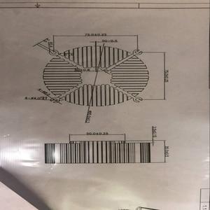 Image 5 - Venta directa de fábrica de 95*95*35mm CPU ronda refrigerador computadora chip refrigerador