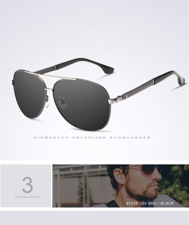 2017 Retro Quality Brand Original Sunglasses Men Polarized Lens Vintage Eyewear Accessories Gold Sun Glasses Oculos For Men 7