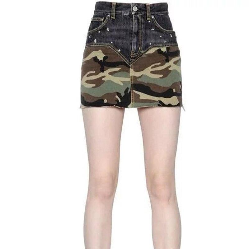 Как украсить мини юбку