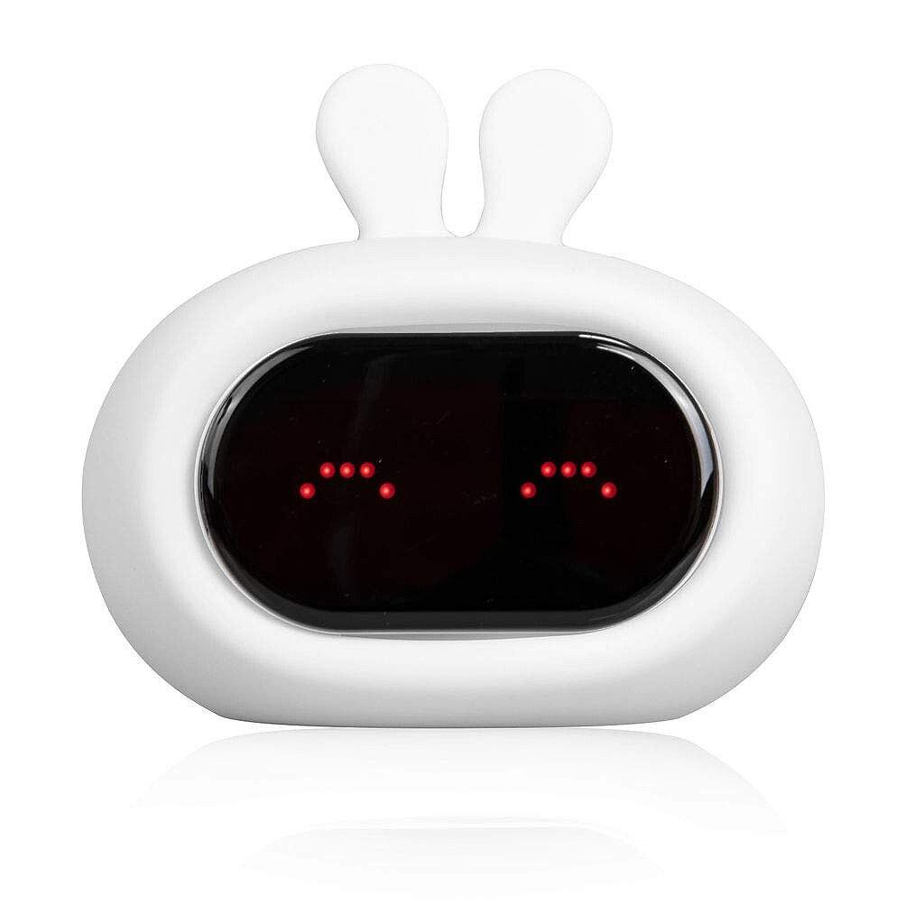 Illuminez le réveil des enfants mignon Animal musique lampe horloge avec des visages drôles-réveil à piles pour les enfants avec multi-col
