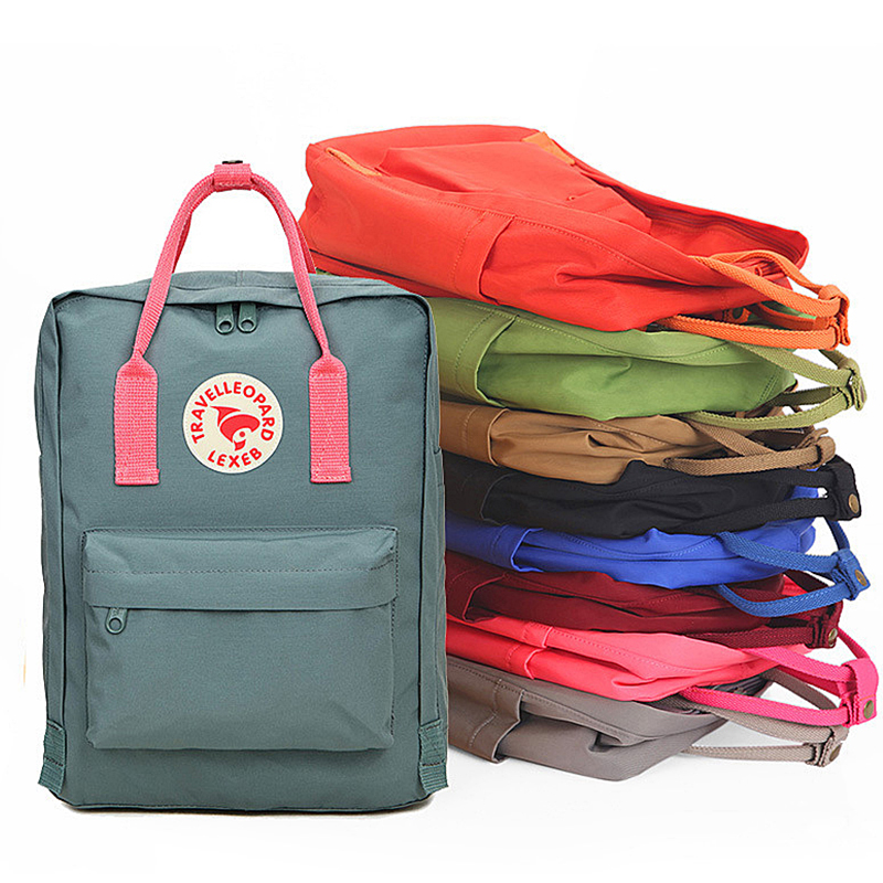 Luxury Design Lexeb Backpack For Teenage Girls Children Waterproof Schoolbag Brand Backpack Feminina Classic Mini For Student