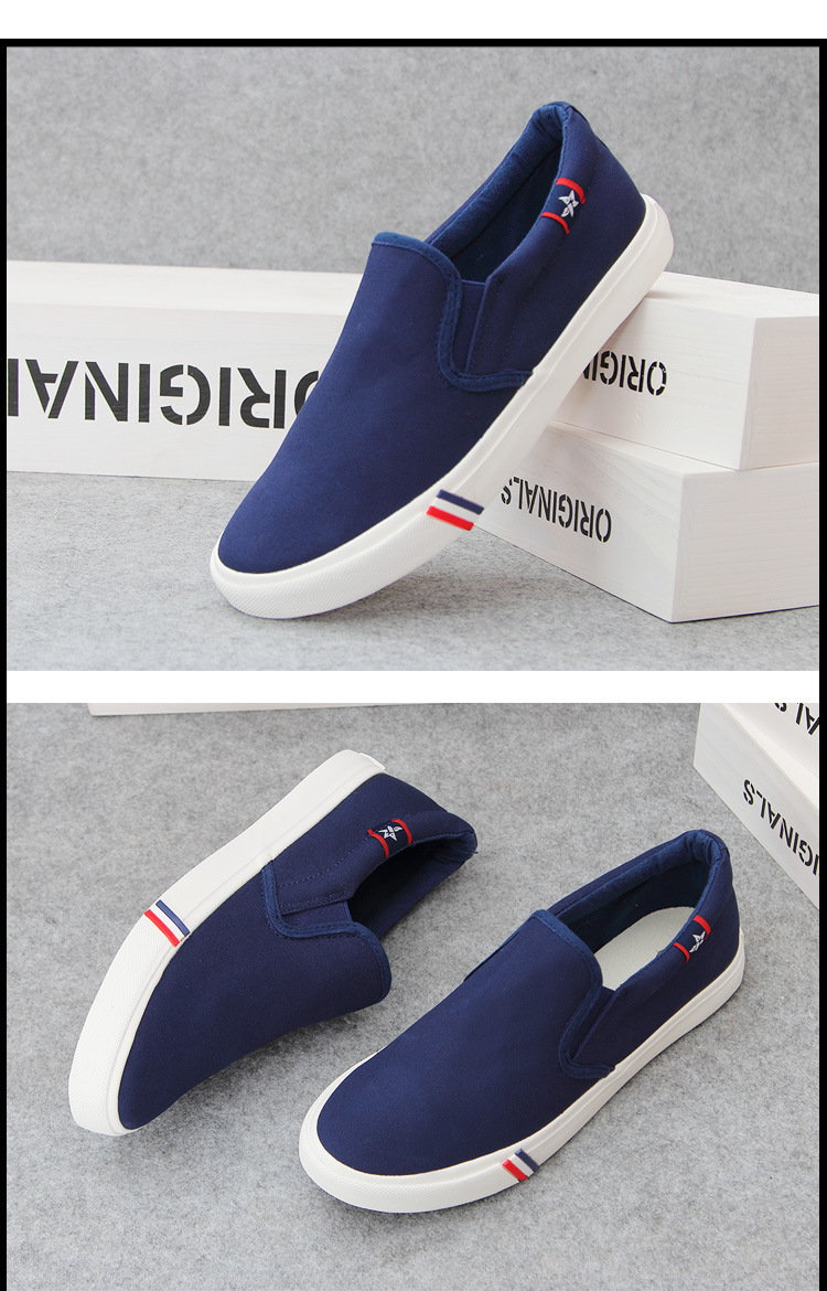 2015 Flats On Zapatos Canvas Slip Casual Men Shoes Espadrilles Sqx4rS6w