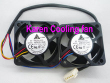 DELTA 5CM AFB0512HD 5020 12V 0 15A 3wire font b server b font Cooling Fan 1set