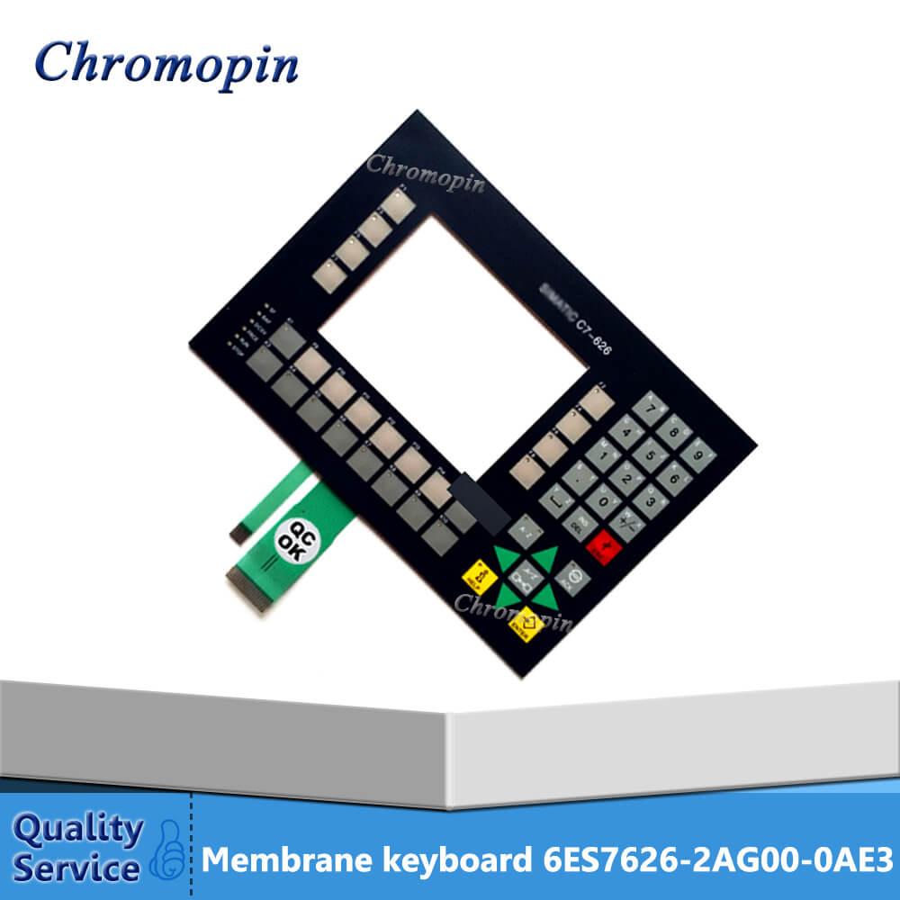 Membrane keyboard for 6ES7626-2AG00-0AE3 6ES7 626-2AG00-0AE3 6ES7626-2CG00-0AE3 6ES7 626-2CG00-0AE3 C7-626 membrane keyboard for 6es7633 2se00 0ae3 6es7 633 2se00 0ae3 6es7633 2df00 0ae3 6es7 633 2df00 0ae3 c7 633