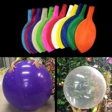 Высокое качество 36 дюймов шары толстые большие воздушные шары водные воздущные шары Детские игрушки шары