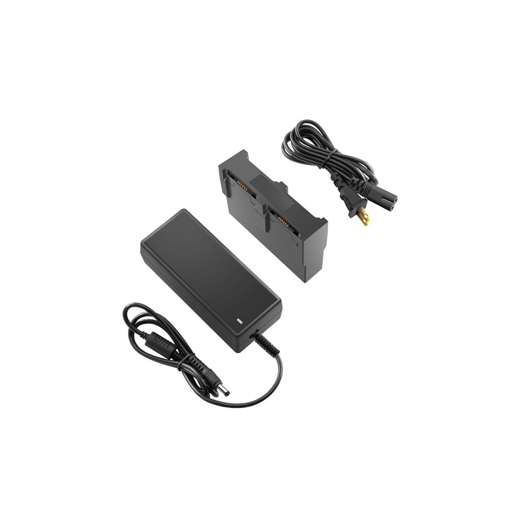 For DJI Spark Drone AC Fast Charger Intelligent Flight Battery Smart Manager 4 in1 Charging Hub US EU UK AU Drone Accessories dji spark battery charging hub drone charger charge part 7 black for intelligent flight battery original