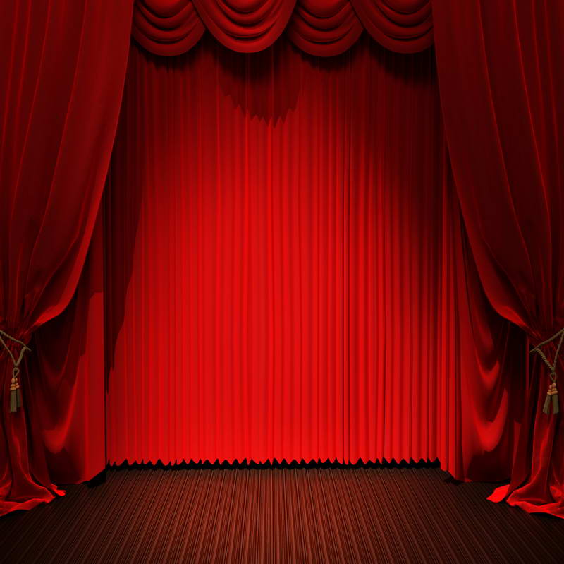 Led Red Stage Curtain photography studio background Vinyl cloth High quality Computer print wall photo backdrop new 2017 free shipping vinyl indoor computer print studio custom striped paint wood photography background cloth ntzc 151