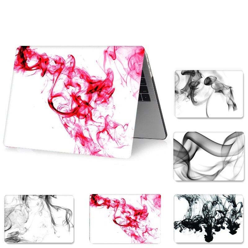עבור apple עבור אינץ Pro 13 15 MacBook עם בר Touch החלף שרוול Case עבור Apple MacBook Air 11 13.3 Retina 12 13 15 אינץ 3D הדפס Cover (1)