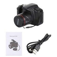 Portable Digital Camera Mini Camcorder Full HD 1080P Video Camera 16X Zoom AV In