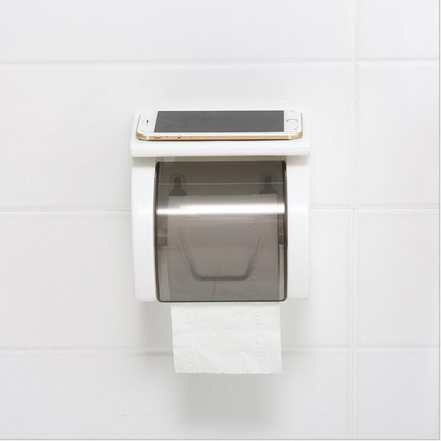 Enjoyable Us 24 3 10 Off Waterproof Durable With Cover Toilet Paper Holders Wall Mounted Kitchen Tissue Box Holder Bathroom Accessories In Paper Holders From Download Free Architecture Designs Lectubocepmadebymaigaardcom