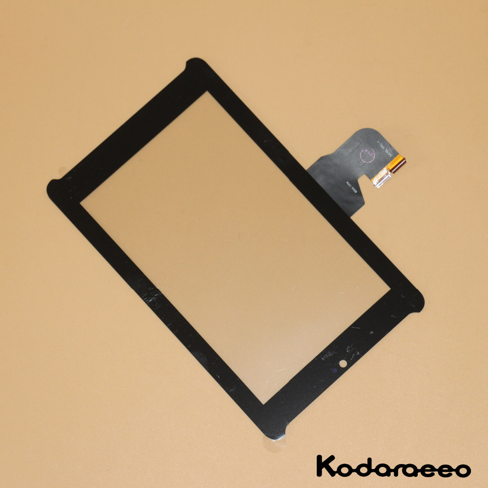 New For <font><b>Asus</b></font> Fonepad 7 ME372CG ME372 <font><b>K00E</b></font> Touch Screen Digitizer Glass Sensor Panel Replacement Parts Black image
