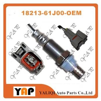 Oksijen Sensörü FITSUZUKI APV Ignis Liana Swift G16A M13A M15A M16A 1.3L 1.5L 1.6L 53 CM ÖN 18213-61J00 18213-61J01 2000-201