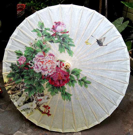 Dia 50cm Free shipping chinese sunscreen decoration oiled paper umbrella handmade traditional craft umbrella children dance dia 84cm chinese handmade red plum blossom oil paper umbrella ancient waterproof sunshade parasol decoration gift dance umbrella