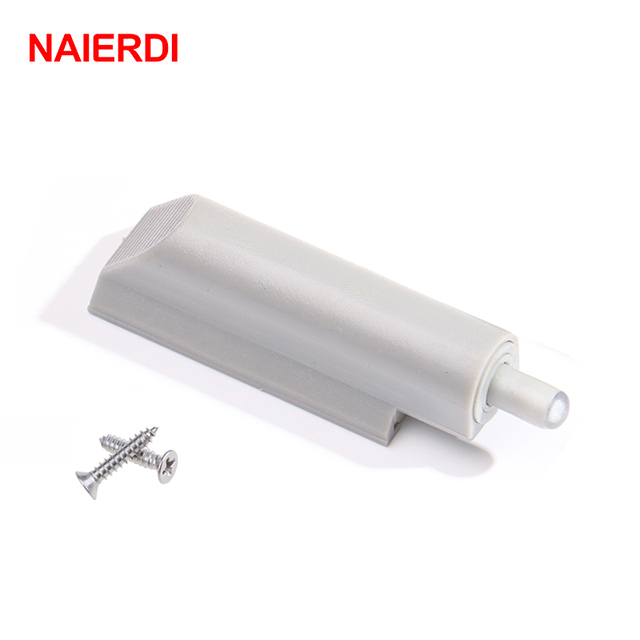 Naierdi 10pcslot Home Kitchen Cabinet Door Stop Drawer Soft Noise