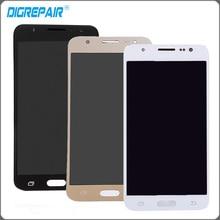 Para Samsung Galaxy J5 J500 J500F J500Y J500M Pantalla LCD Táctil Digitalizador Asamblea piezas de Repuesto Envío Gratis