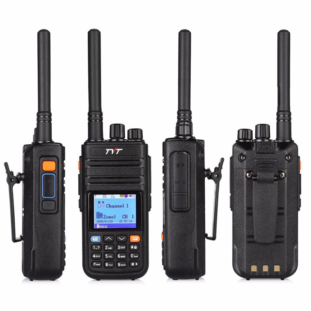 Émetteur-récepteur Jambon Talkie talkie radio numérique TYT - Walkie talkie - Photo 2