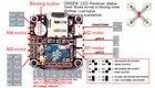 JMT racercube F3 EVO игровые джойстики интегрированные платы MWOSD 4in1 Littlebee 20A ESC 8CH PPM SBUS приемник для сделай сам - 3