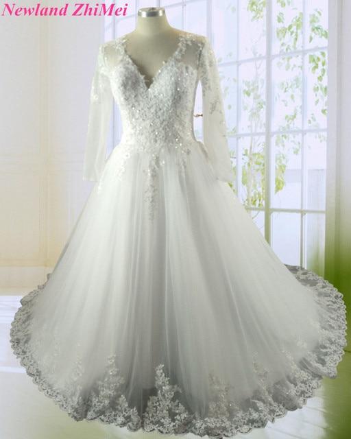 Schöne Frauen Langarm Brautkleid abiti da sposa 2018 Vintage Muslimischen  Meerjungfrau Spitze Brautkleider in Schöne Frauen Langarm Brautkleid abiti  ...