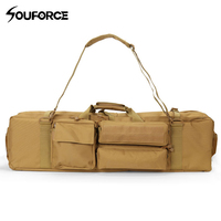Military Airsoft Paintball Tactical Rifle Gun Carry Protection Bag Fishing Sport Shoulder Bags for Outdoor Hunting Shooting
