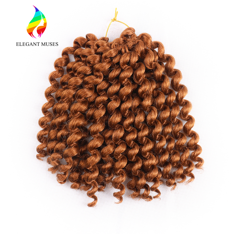 Bounce Twist Hair Extension Free Gift Crochet Havana Mambo Twist Braiding Hair Synthetic Wand Curl Twist