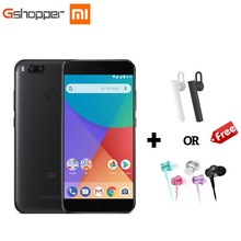 Global Version Xiaomi Mi A1 4GB 64GB Mobile Phone Octa Core Snapdragon 625 Cellphone 5.5″ 12.0MP Dual Camera Android One System