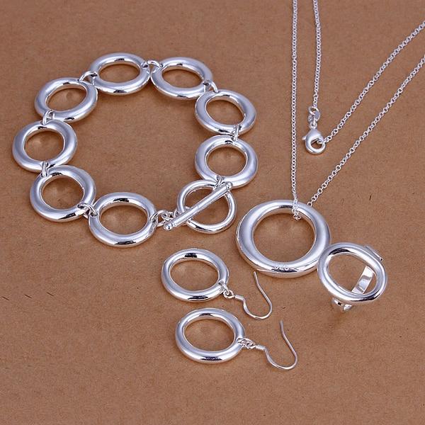20mm x 1.0mm rond argent sterling cercle plat disque pour fabrication de bijoux