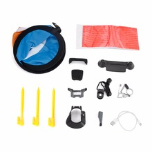 PGYTECH 7pcs Accessories Kit for DJI Mavic Pro Landing Pad+ Lens Hood+Propeller Holder+ Landing Gear Extensions