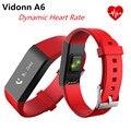 Vidonn A6 Inteligente Pulsera Smartband IP68 A Prueba de agua Relojes OLED Bluetooth 4.0 con Frecuencia Cardíaca en tiempo Real Track