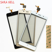 SARA NELL Phone Touch Panel For BQ BQS-5022 BQS 5022 bond Sensor Touch Screen Digitizer Repair Parts Touchscreen Front Glass tablet touch 10 1inch for bq 1053l bq 1053l helion touch screen digitizer touchscreen glass sensor replacement repair panel