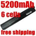 5200MAH 6cells new replace Laptop Battery For HP Probook 4330S 4331S 4430S 4431S 4435S 4536S 4530S HSTNN-OB2T PR09